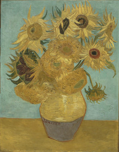 VanGogh_Sunflowers