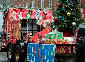 Holiday Parade & Tree Lighting @  |  |